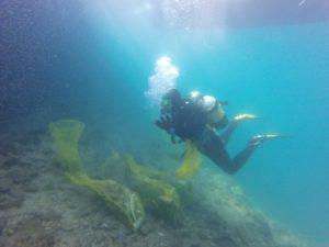 Podmorje u naselju Sali